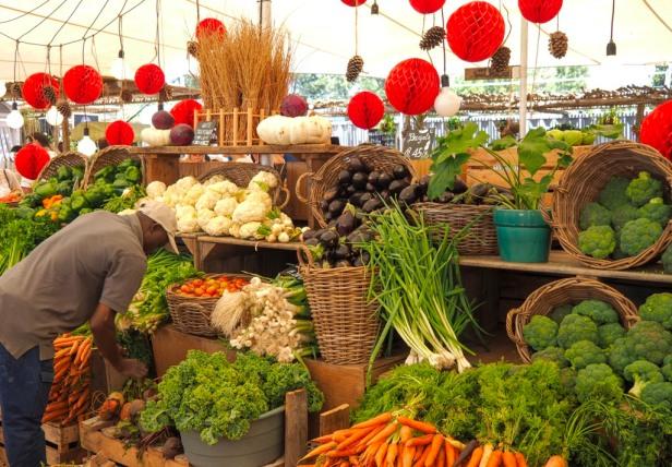 Oranjezicht City Market, Cape Town