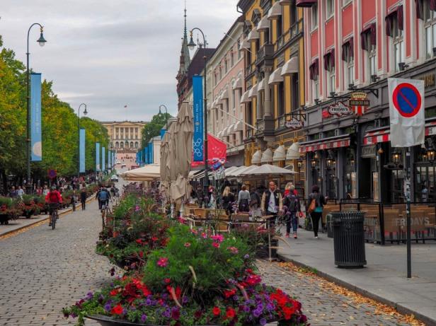 Karl Johan Gate, Oslo