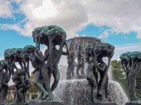 Vigeland Park , Oslo