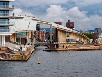 Astrup Fearnley Museum, Tjuvholmen, Oslo