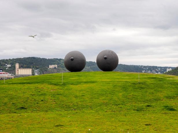 Tjuvholmen, Oslo