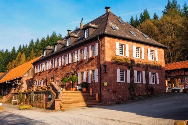 Hotel Schafhof Amorbach