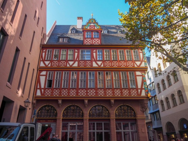 Haus zur Goldenen Waage, Frankfurt