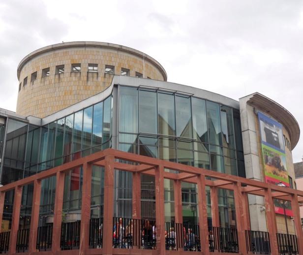 Schirn Art Museum, Frankfurt