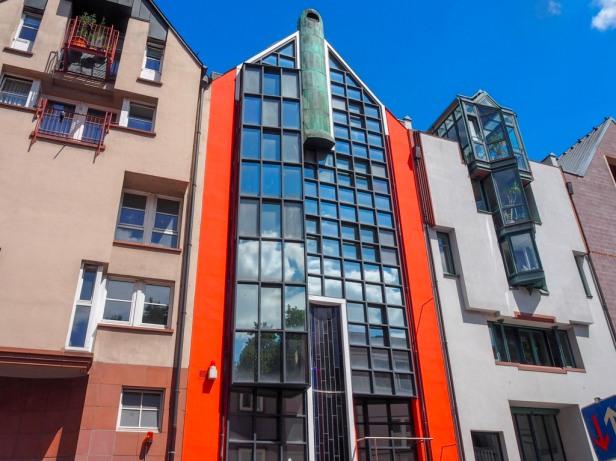 Saalgasse, Frankfurt