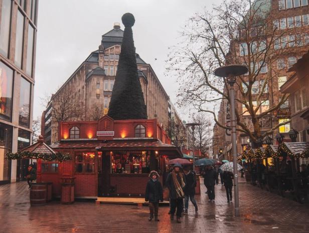 Hamburg Mönkebergstraße