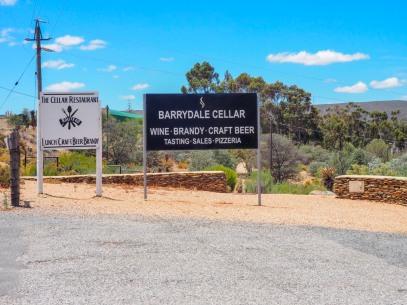 Barrydale Cellar, Klein Karoo