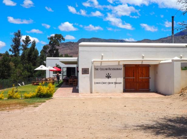 Barrydale Cellar, Klein Karoo Wine Route