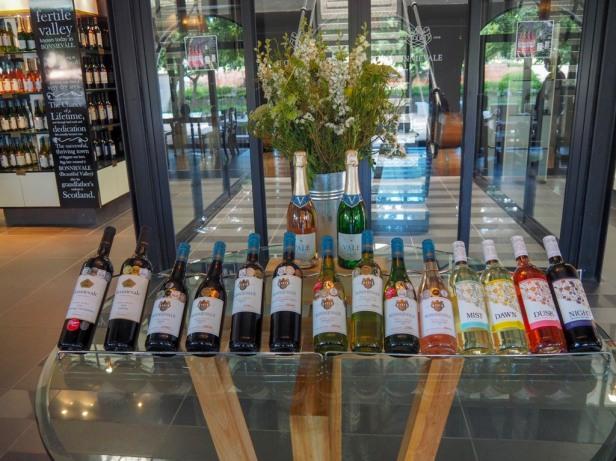 Bonnievale Wines, Robertson Wine Valley