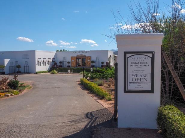 Calitzdorp Cellar, Klein Karoo Wine Route