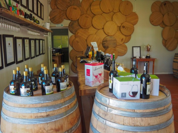 Boplaas Family Vineyards, Klein Karoo Wine Route