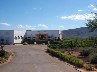 Calitzdorp Cellar, Klein Karoo Wine Route, South Africa