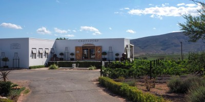 Calitzdorp Cellar, Klein Karoo Wine Route, South Africa