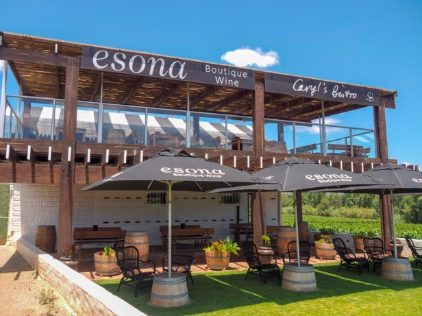 Esona, Robertson Wine Valley