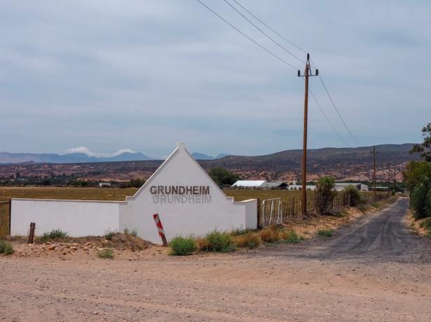 Grundheim, Klein Karoo Wine Route