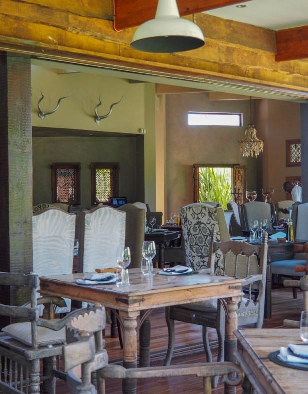 Zinzi restaurant