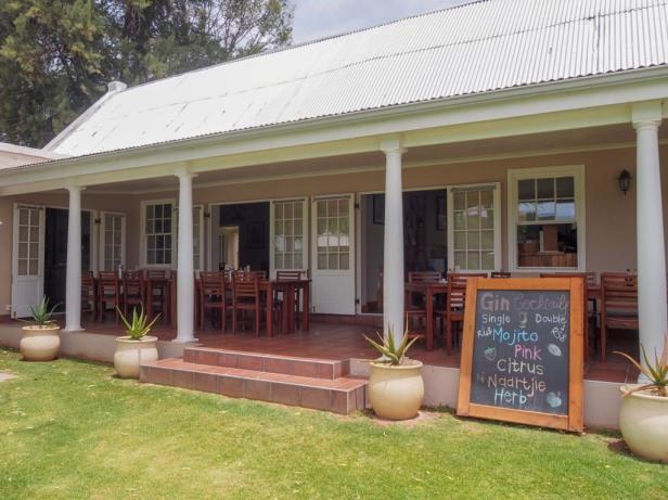 Karusa, Klein Karoo wine route