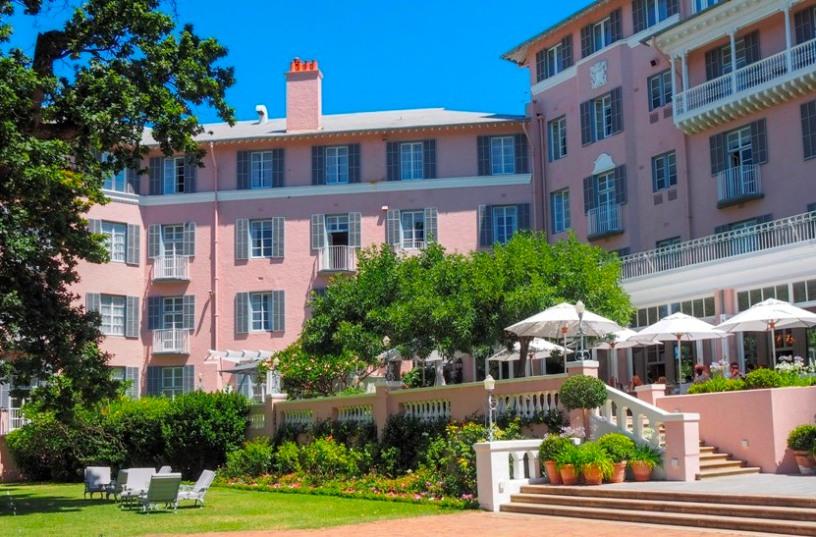 Belmond Mount Nelson, Cape Town