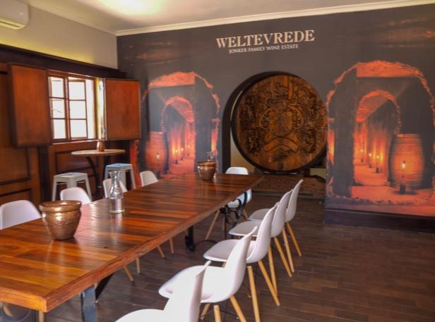 Weltevrede, Robertson Wine Valley