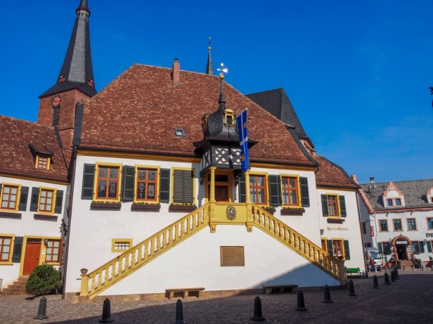 Deidesheim, old town hall