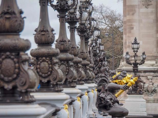 Paris, Pont Alexandre