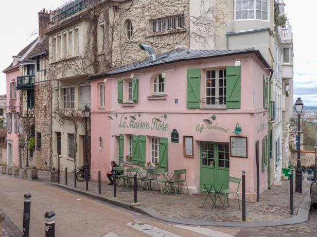 Paris, La Maison Ros