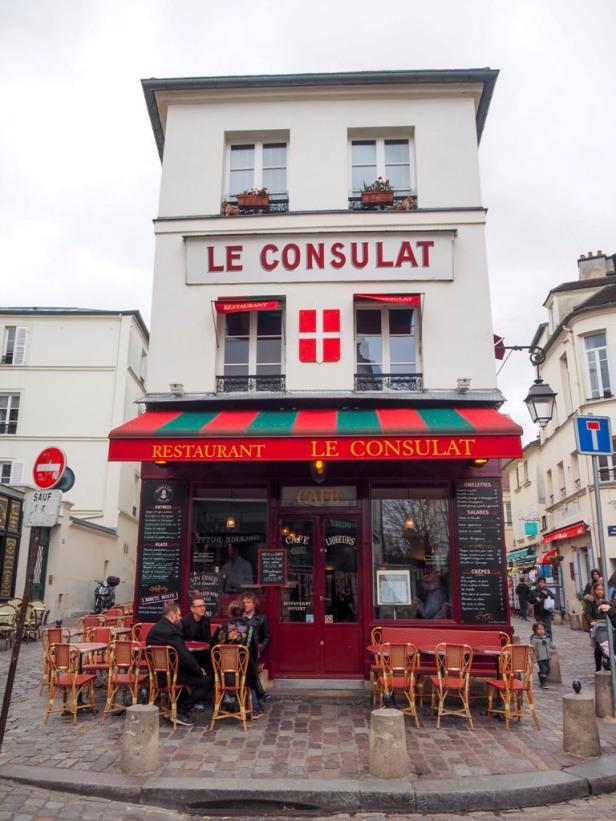 Paris, Le Consulat