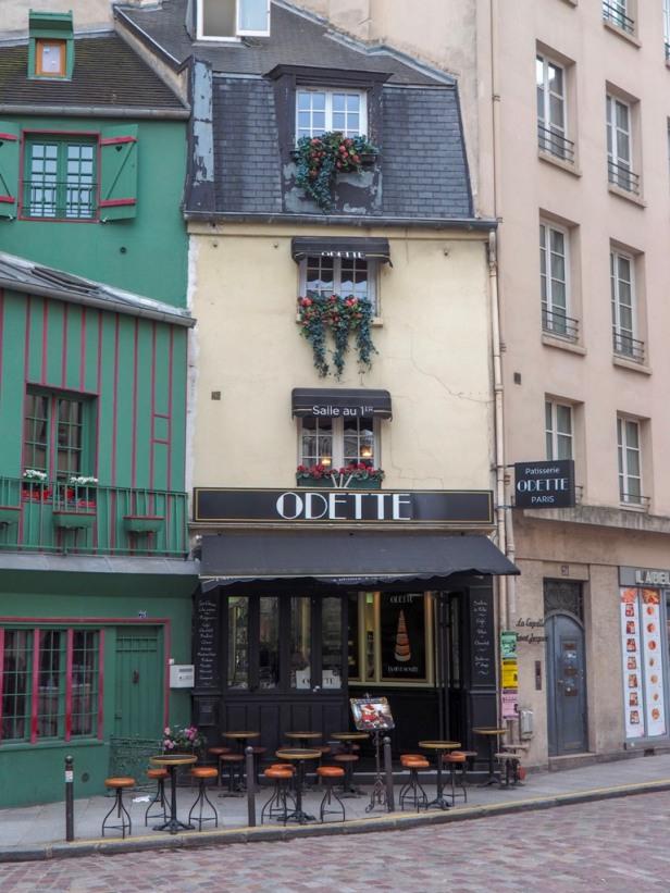 Paris, Odette