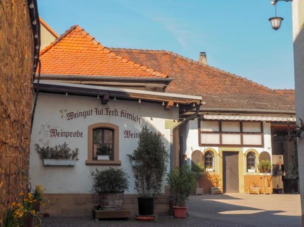Weingut Kimich, Deidesheim