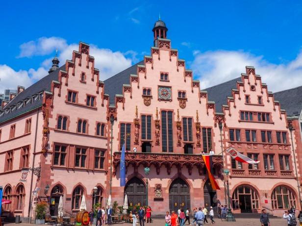 Römer, Frankfurt Old Town