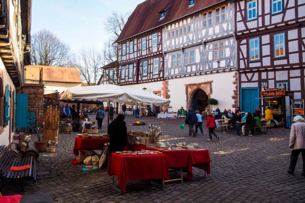 Michelstadt Easter Egg Market