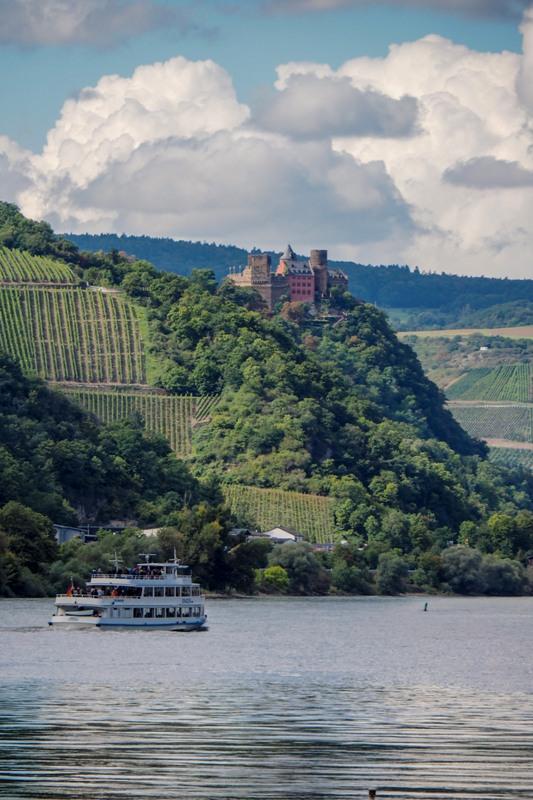 Schönburg Castle