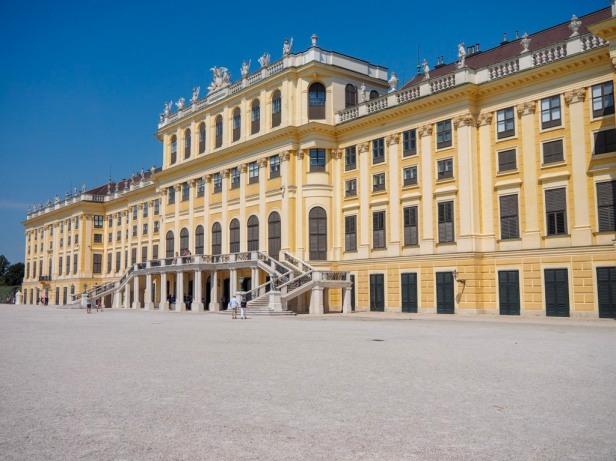 Schloss Schönbrunn, Vienna