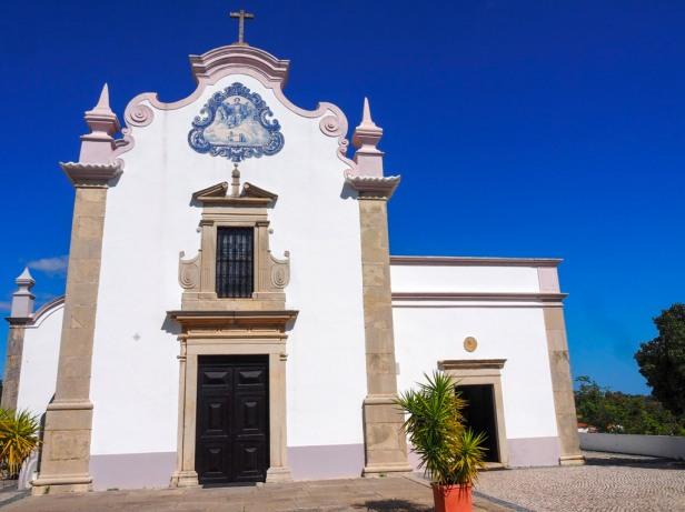 Igreja de Sao Lourenco de Almancil, Algarve