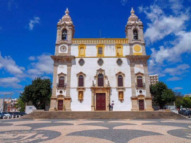 Igreja do Carmo, Faro, Algarve