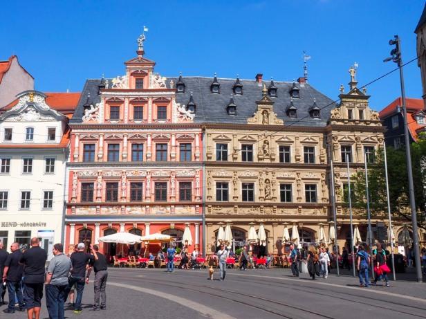 Erfurt, Haus zum Breiten Herd