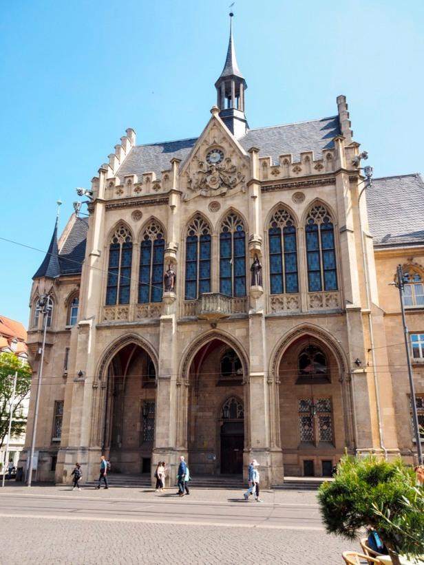Erfurt, Town Hall