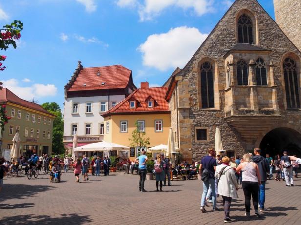 Erfurt, Wenigemarkt