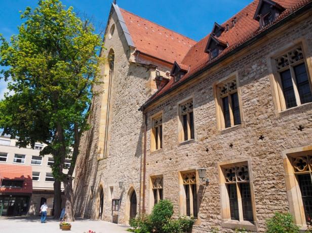 Erfurt, Augustinerkloster