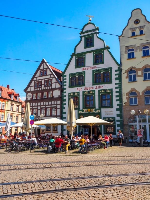 Erfurt, Haus zur Hohen Lilie
