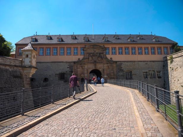 Erfurt, Zitadelle Petersberg