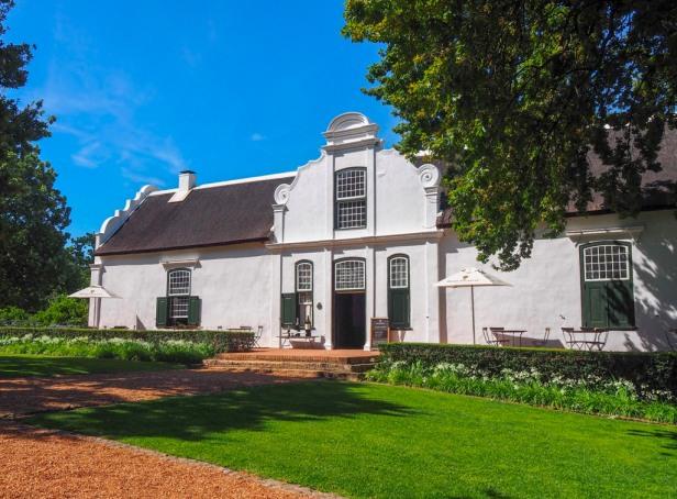 Boschendal Wine Farm, Franschhoek