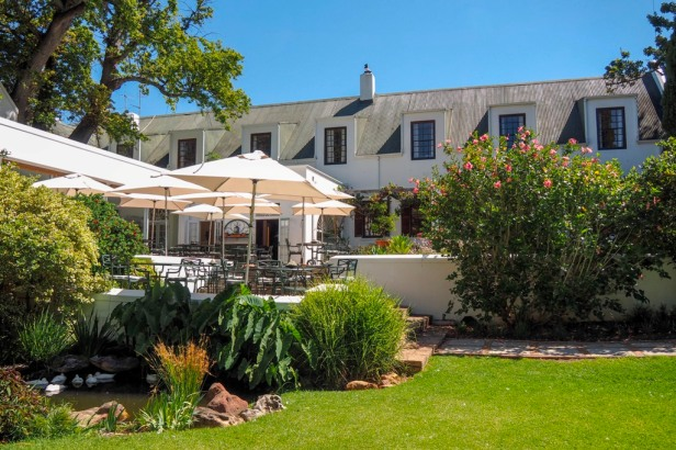 Cellars-Hohenort, Constantia Valley