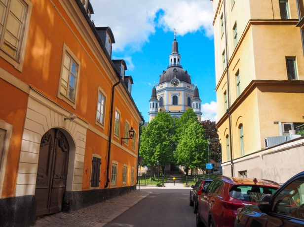 Katarina Kyrka, Stockholm Södermalm