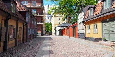 Mäster Mikaels Gata , Stockholm Södermalm