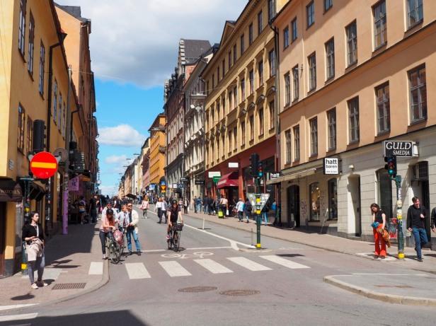 Götgatan, Stockholm Södermalm