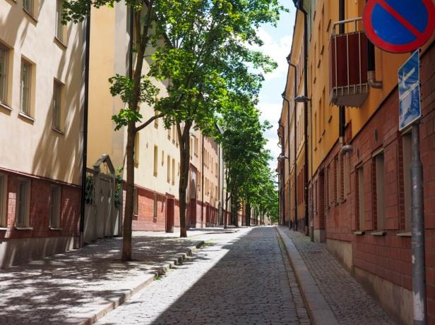 Mariatorget, Stockholm Södermalm