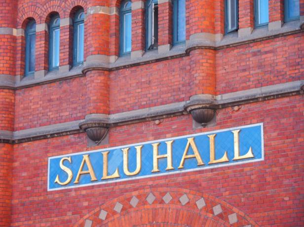 Saluhall, Stockholm