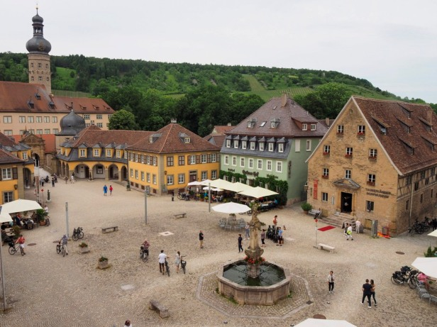 Where to stay on the German Romantic Road, Hotels on the Romantic Road, Hotels in Weikersheim