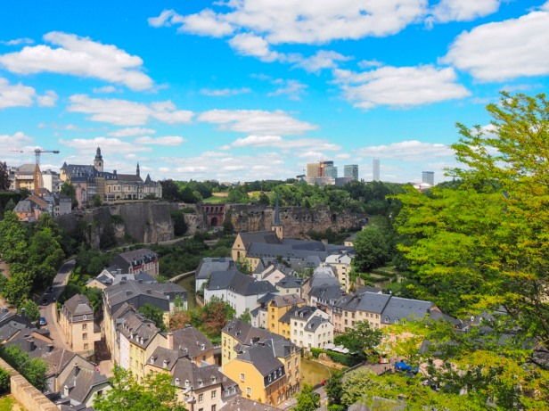 What to do in see in Luxembourg City in one day; Luxembourg city travel guide